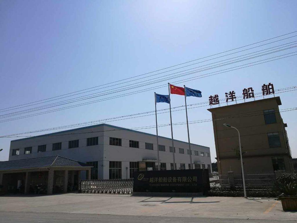 gate of yueyang company